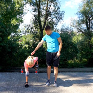 Body Reforming- Fitness in Natura