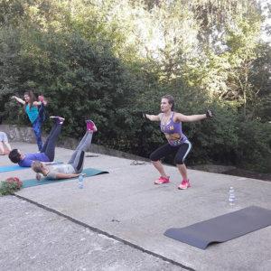 Descoperă beneficiile programelor de Fitness în aer liber!
