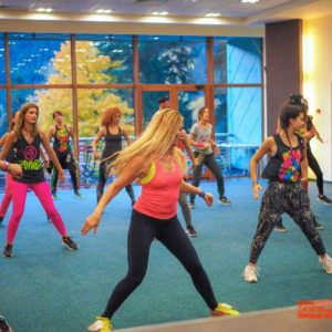 Fii in forma cu Zumba Fitness By Irina Gugles!
