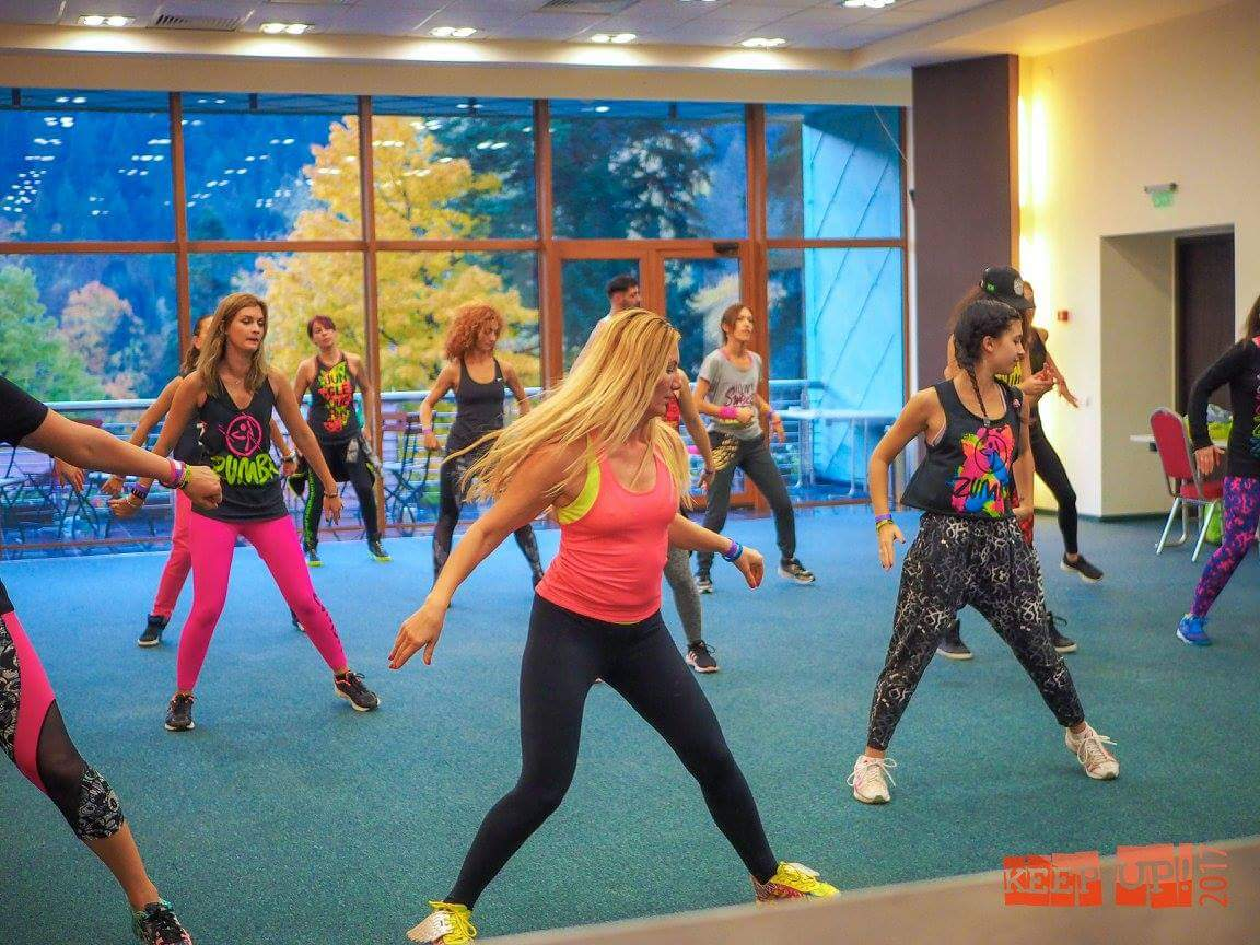 Zumba Well Time Fitness