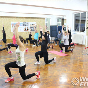Postural Functional Training @ Well Time Fitness