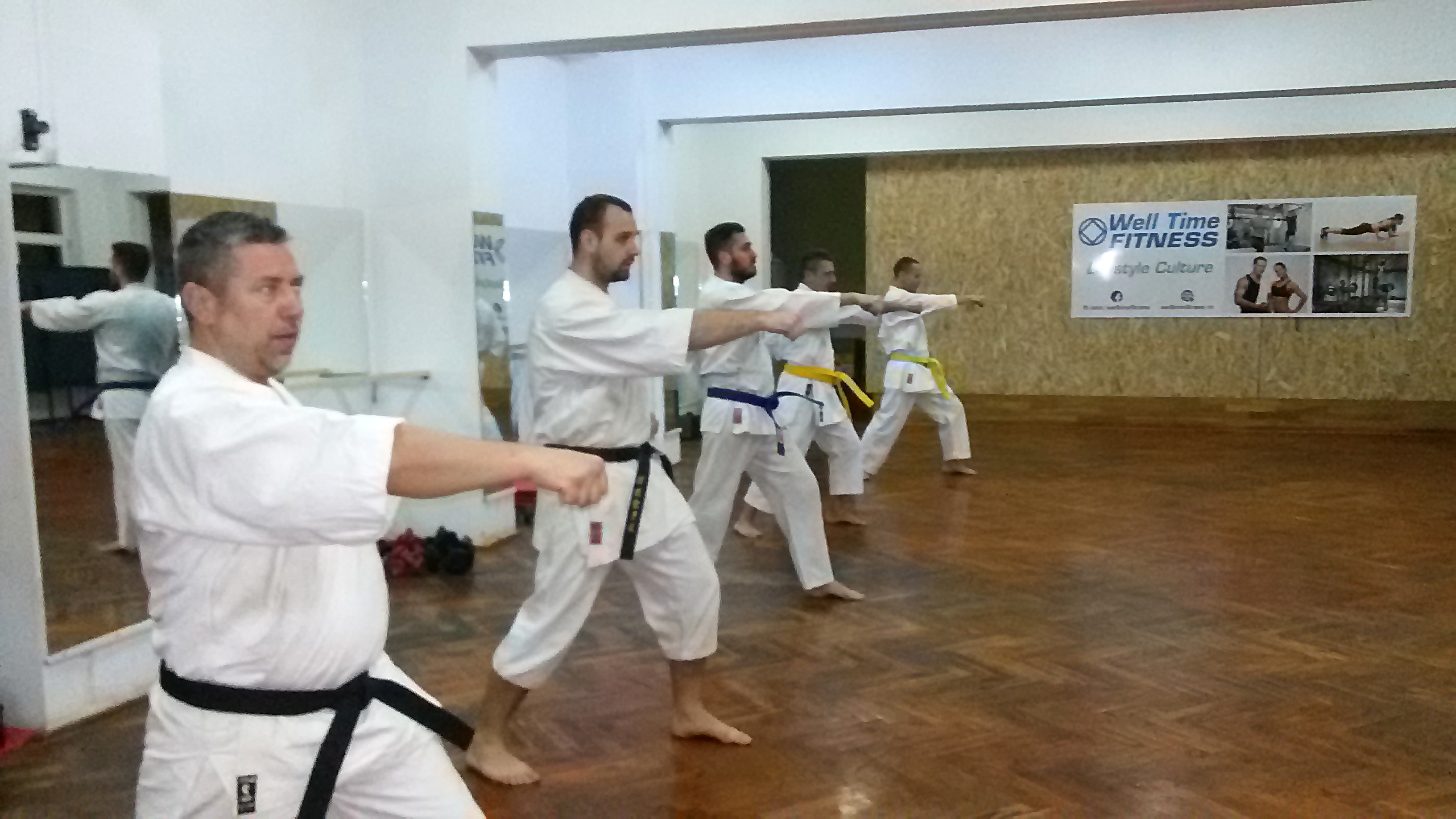 Karate Traditional Shotokan-Fudokan