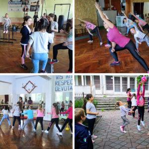 Club Fitness pentru copii