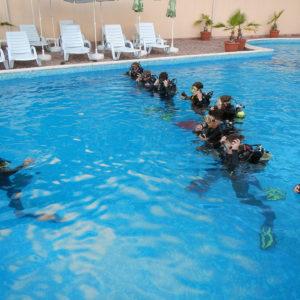 Tabăra de scuba diving Eforie Nord