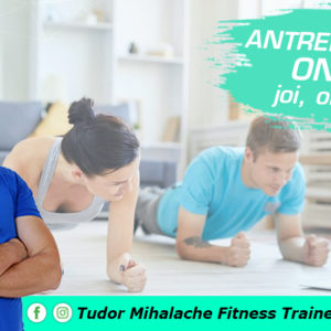 Antrenamente Online Group Functional & Postural Training